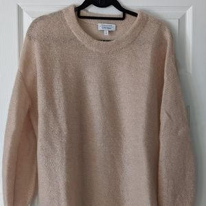 & OTHER STORIES BLUSH SWEATER